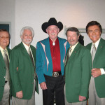 Jordanaires and Jack Greene